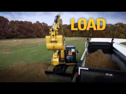 The new Cat 311F L RR Excavator has execllent fuel savings