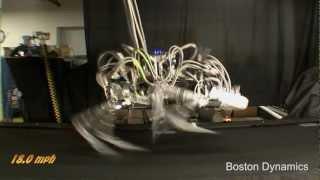 Cheetah Robot Gallops at 18 mph