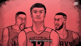The Dunking Ability of Zion Williamson is Legendary
