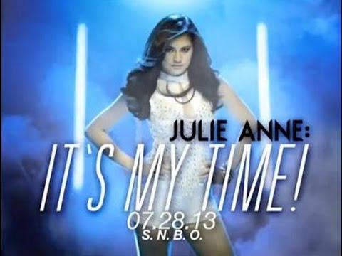 Baixar (FULL) JULIE ANNE SAN JOSE IT'S MY TIME CONCERT 2013
