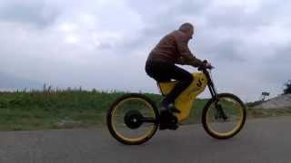 Rimac Greyp : le vélo électrique hautes performances à l'essai