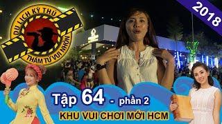 Miko Lan Trinh phấn khích xem biểu diễn nhạc nước triệu đô tại Việt Nam  NTTVN #64   Phần 2   290318