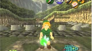 Let's Play Legend of Zelda: OoT! Episode 4 - Princess o