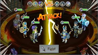Knights & Dragons – Mobile Strategy Game