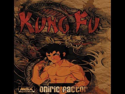 BITeLog 007E: Kung Fu (MSX2) LONGPLAY