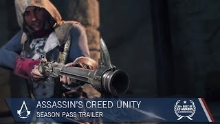 Assassin's Creed Unity Season Pass detailed