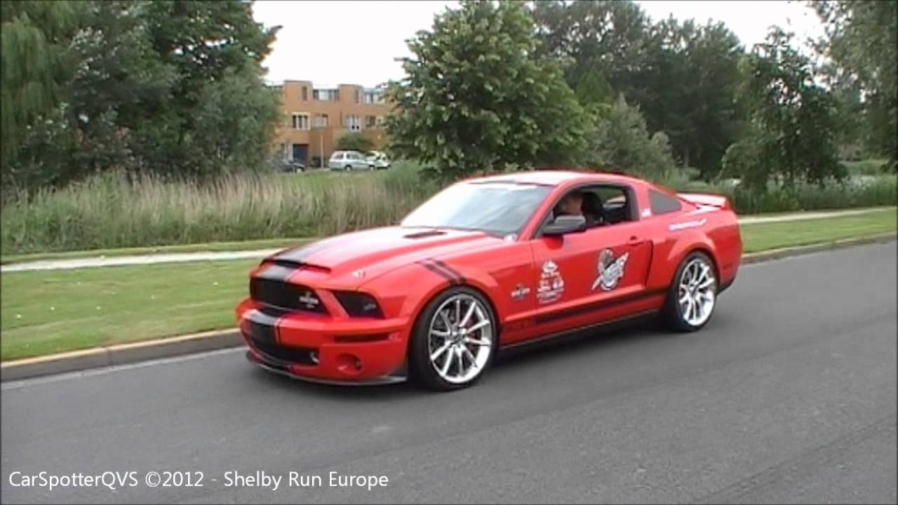 1000HP Ford Mustang Shelby GT500 Super Snake: RIDE ...