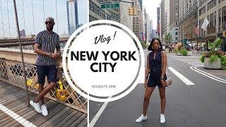 Notre 1er Vlog | Avec nous à New York city 🇺🇸