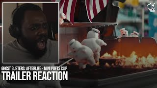 These DAMN Mini Pufts! Ghostbusters: Afterlife - Mini Pufts Clip REACTION