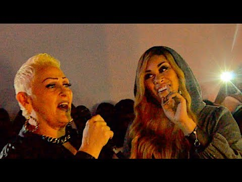 Keke Wyatt and Her Mother