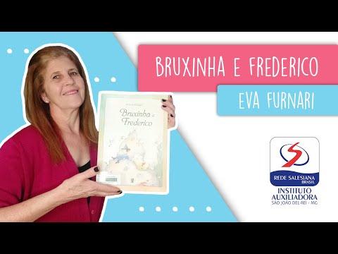 CONTAÇÃO DE HISTÓRIAS #20: BRUXINHA E FREDERICO