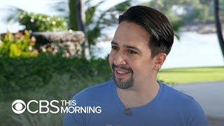 """Hamilton"" star Lin-Manuel Miranda on Puerto Rico: ""Forgive the debt"""