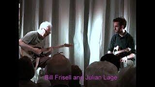 Julian Lage and Bill Frisell at SHED Healdsburg Jazz Festival 2018