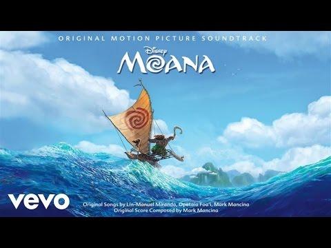 Moana Karaoke - How Far I'll Go (From