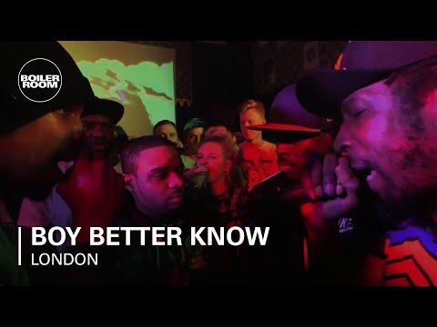 Boy Better Know Boiler Room London Live Set