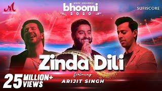 Zinda Dili – Arijit Singh Ft Salim Sulaiman (Sufiscore) Video HD