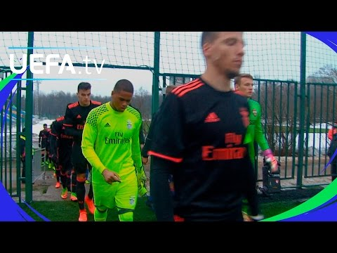 Highlights: See how Benfica made final four