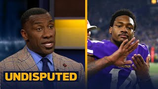 Skip and Shannon react to Vikings' 29-24 win over the Saints in the NFL playoffs | UNDISPUTED