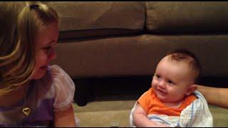 Sadie's Bruder ist so süß