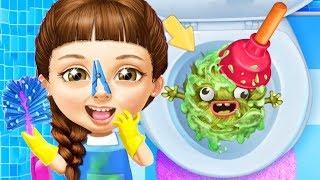 Dulce Bebé Niña Limpieza 5 - Cambio De Imagen De La Casa | Divertidos Juegos De Limpieza Para Chicas