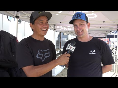 Fox Racing's New Move | Fox Raceway