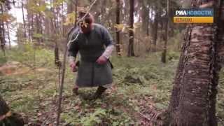 Один в прошлом: как москвич уехал в лес и пытается жить по-древнерусски