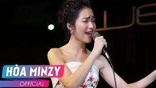 ĂN GÌ ĐÂY ( Live ) - Minishow Hòa Minzy