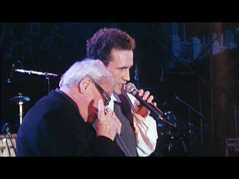 David Linx and Toots Thielemans | 1995 When Time Takes Its Share (words and music by David Linx)