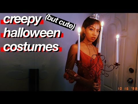 SCARY BUT CUTE Halloween Horror Costumes! | DIY | Nava Rose