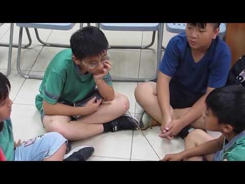 菸害防制識能素材開發計畫-1 國小示範教學影片