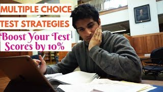 Acing Multiple Choice Tests: Advanced Strategies