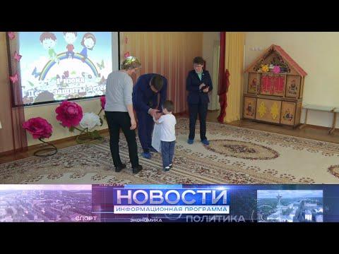 За активную жизненную позицию родителей, малыши получили подарки от депутата ГД РФ.