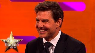 GRAHAM IMPOSSIBLE: The Best of Tom Cruise   The Graham Norton Show
