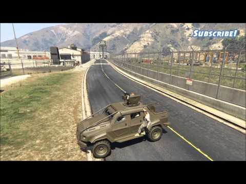 GTA 5 PC Bodyguard Mod, Army Base attack and more! GTA V