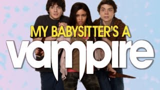 Do You Remember My Babysitter's A Vampire?