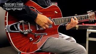 Taylor Custom-T3-8613 Semi-Hollowbody Electric Guitar
