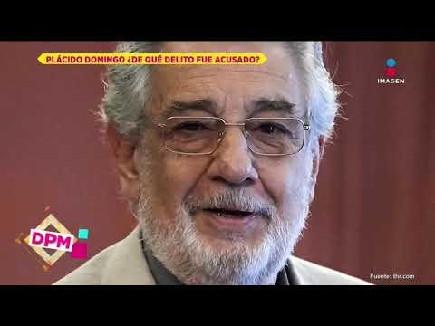 Nueve mujeres acusan de acoso sexual a Plácido Domingo | De Primera Mano