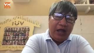 Anh hùng Đinh Quang Tuyến dạy dỗ thiếu tướng CA Lương Tam Quang