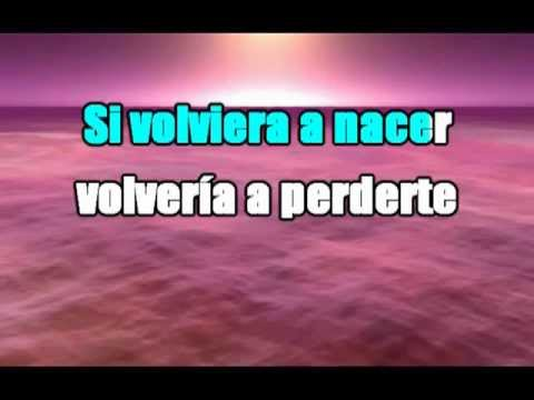 Camilo Sesto - Sin Remedio (Karaoke)
