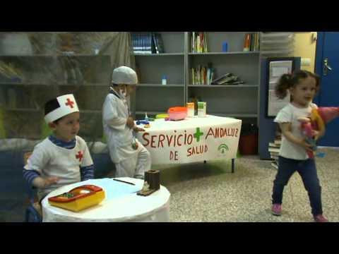 2011-2012 Día del Libro Infantil 3 años A