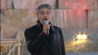 Andrea Bocelli - Melodramma (Vivere Live in Tuscany)