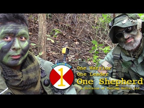 PART I: The One Shepherd Experience - Basic Warriors Course
