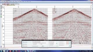 Seismic Data Processing - Geophysics