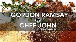 Gordon RAMSAY VS Chef JOHN from Food Wishes 😳😱 Sous Vide BATTLE!