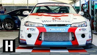 Champion Sound: Worthouse S15s go Balls to the Wall at FD Irwindale