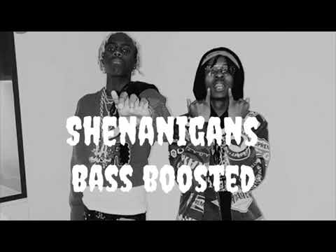 Jasiah X Yung Bans - Shenanigans (bass boosted)