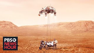 WATCH: NASA's Perseverance rover sends new video and images of Mars