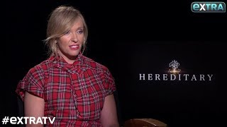 Why Toni Collette Loved Filming the Horror Movie 'Hereditary'