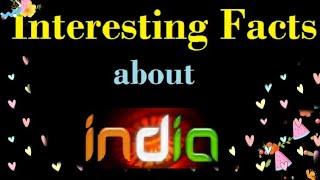 Surprising Facts about INDIA #IntrestingFactsINDIA#, KIRIKAVASH#,