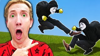 TWIN HACKERS? I Disguise as Hacker PZ9 & Regina Pretends to be PZ2 Undercover - Life Swap Challenge